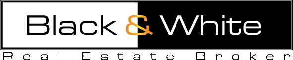 Black & White Real Estate